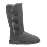 Bailey Button Triplet 1873 (grey) Uggs Cheap Boots